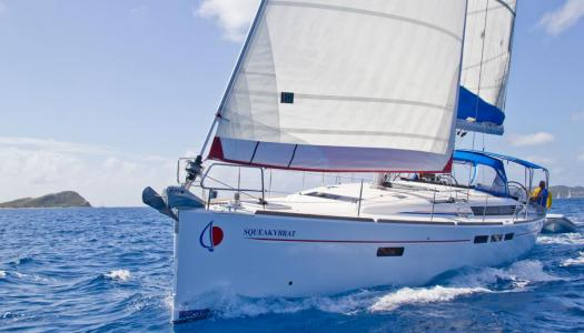 Monohull Sailboats